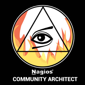 Nagios Community Architect Badge